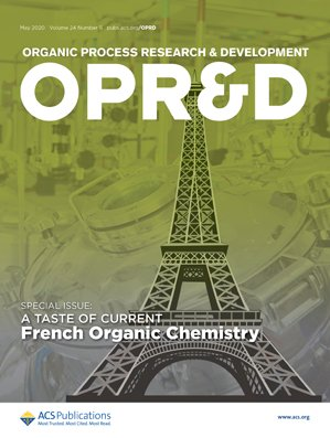 "Our recent review on HBO was selected to be part of the Special Issue ""A taste of current French Organic Chemistry"" in Organic Process Research & Development (OPR&D)"